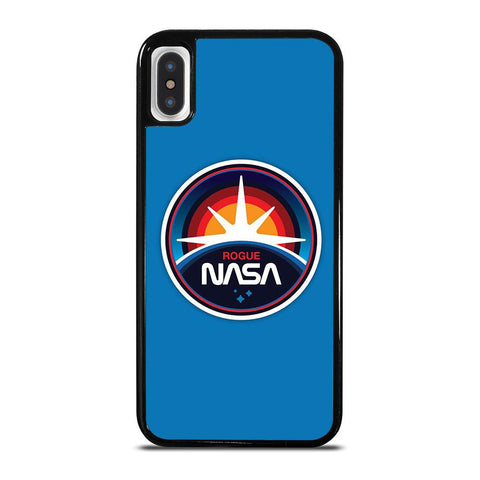 RETRO NASA-iphone-x-case-cover