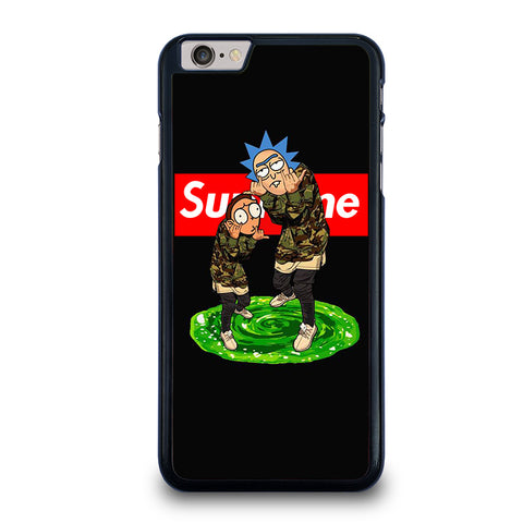 RICK AND MORTY SUPREME-iphone-6-6s-plus-case-cover