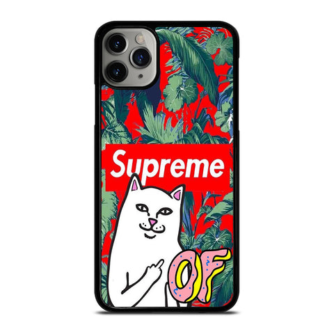 RIPNDIP SUPREME 2 iPhone 6/6S 7 8 Plus X/XS XR 11 Pro Max Case - Cool Custom Phone Cover
