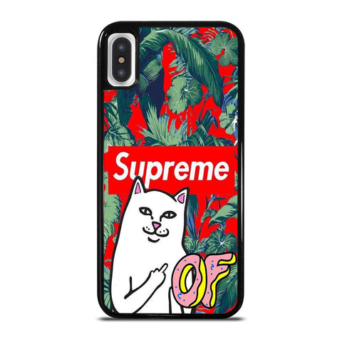 RIPNDIP SUPREME 2-iphone-x-case-cover