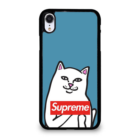 RIPNDIP SUPREME-iphone-xr-case-cover