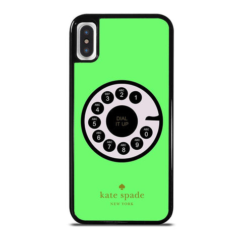 ROTARY RESIN KATE SPADE-iphone-x-case-cover