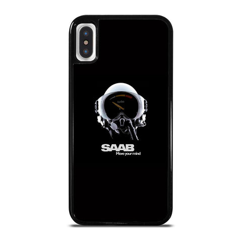 SAAB Move Your Mind-iphone-x-case-cover