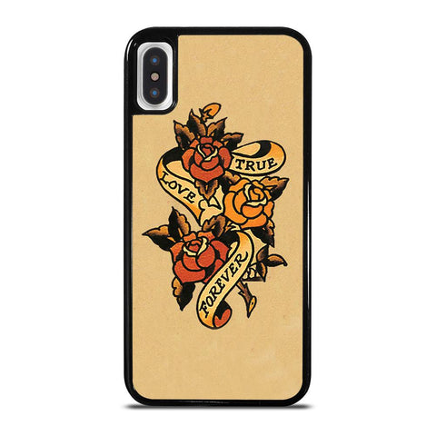 SAILOR JERRY TATTOO-iphone-x-case-cover