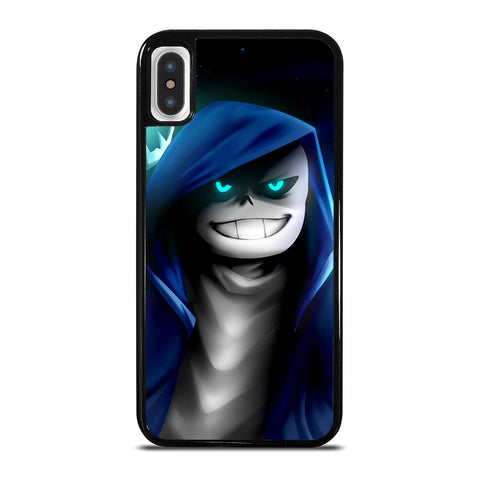 SANS UNDERTALE-iphone-x-case-cover