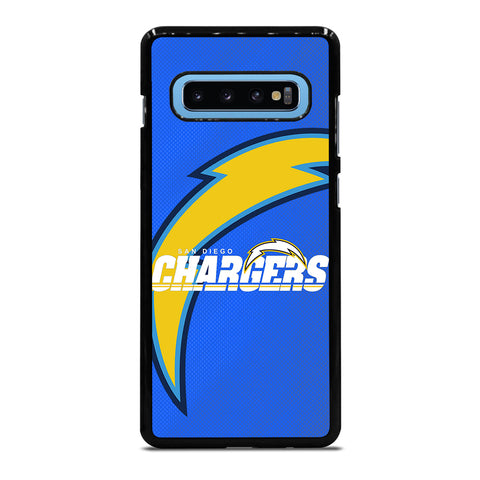 SAN DIEGO CHARGERS Samsung Galaxy S4 S5 S6 S7 S8 S9 S10 S10e Edge Plus Note 4 5 8 9 Case Cover