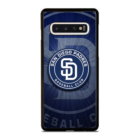 SAN DIEGO PADRES Samsung Galaxy S5 S6 S7 Edge S8 S9 S10 Plus 5G Note 5 8 9 10 10+ Case - Custom Phone Cover Design