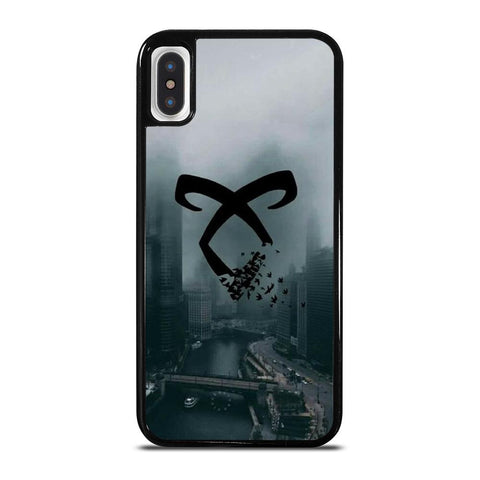 SHADOWHUNTER ANGELIC-iphone-x-case-cover