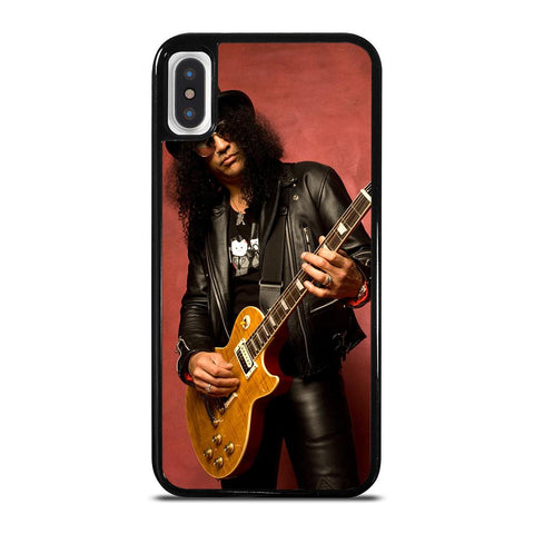 SLASH G N R Guns And Roses 2-iphone-x-case-cover
