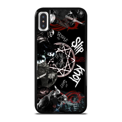 SLIPKNOT 4-iphone-x-case-cover