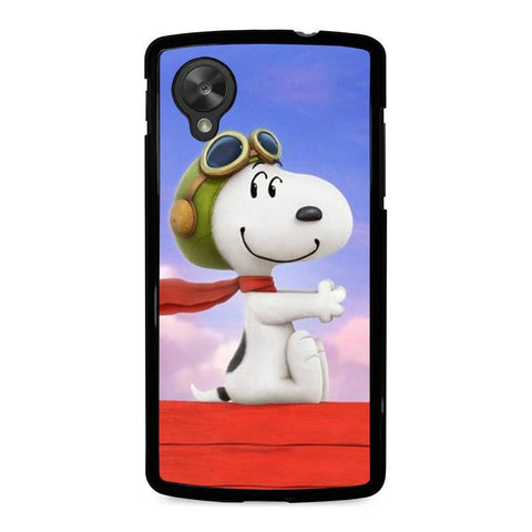 SNOOPY-DOG-nexus-5-case-cover