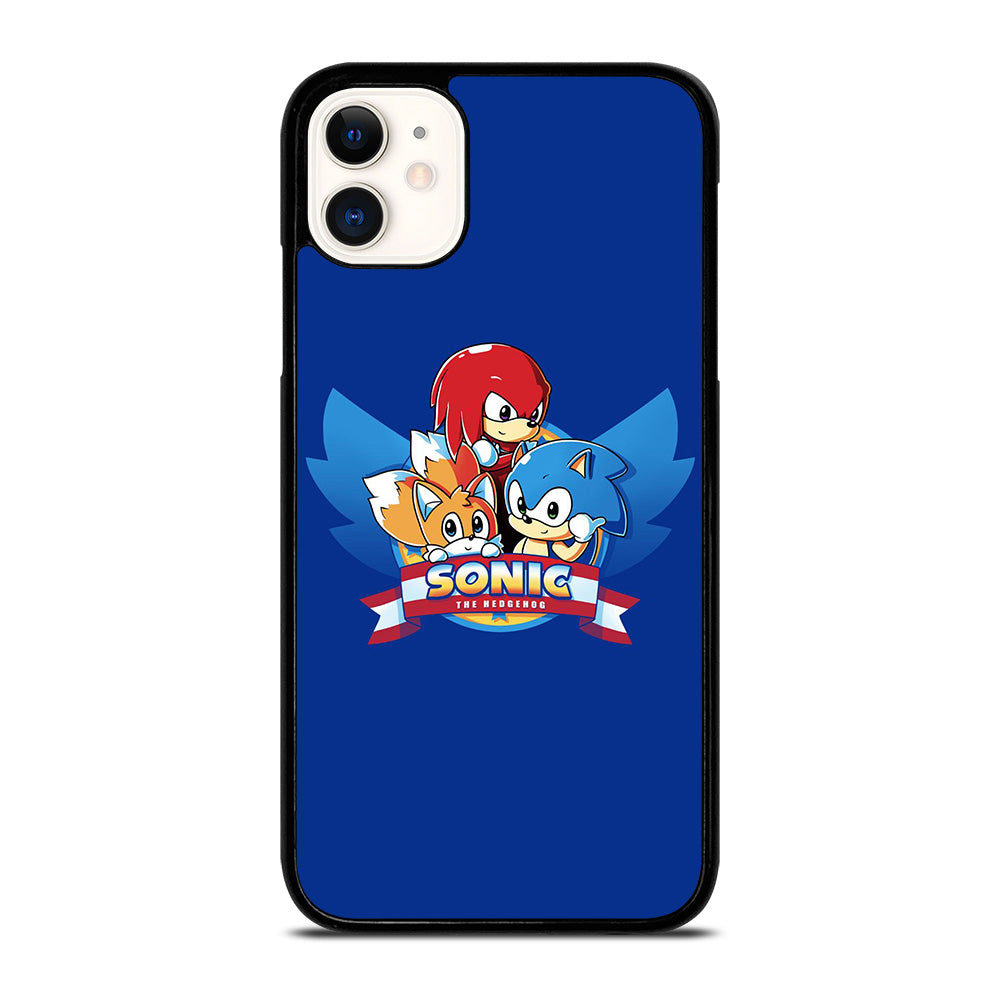 SONIC THE HEDGEHOG SONIC & TAILS iphone case