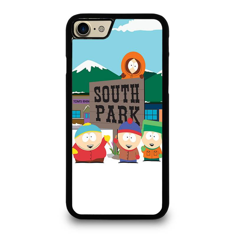 The Best of South Park iphone case