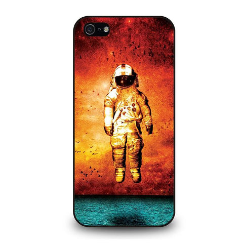 SPACEMAN-BRAND-NEW-ASTRONAUTS-iphone-5-5s-case-cover