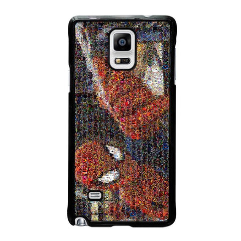 SPIDERMAN-ART-COLLAGE-samsung-galaxy-note-4-case-cover