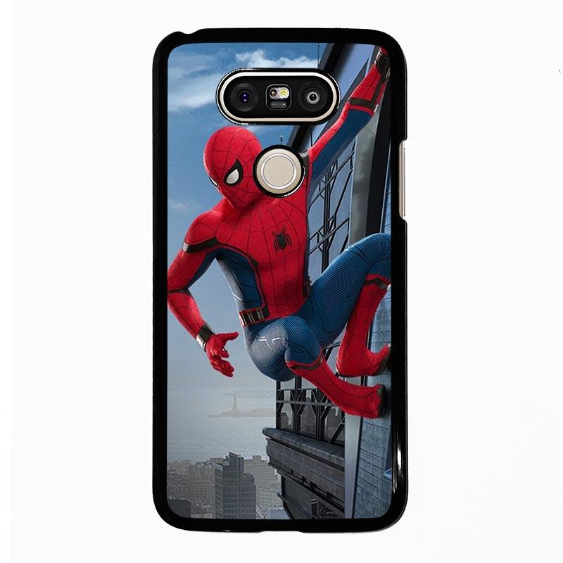 SPIDERMAN HOMECOMING MARVEL LG G5 Case Cover - Favocase