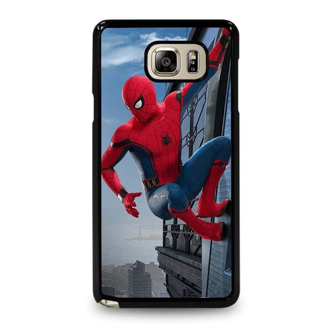 SPIDERMAN-HOMECOMING-MARVEL-samsung-galaxy-note-5-case-cover