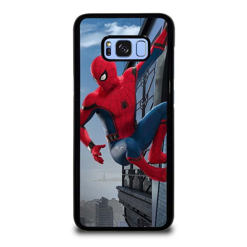 finest selection fb8cf 1ab8d SPIDERMAN HOMECOMING MARVEL Samsung Galaxy S8 Plus Case Cover - Favocase