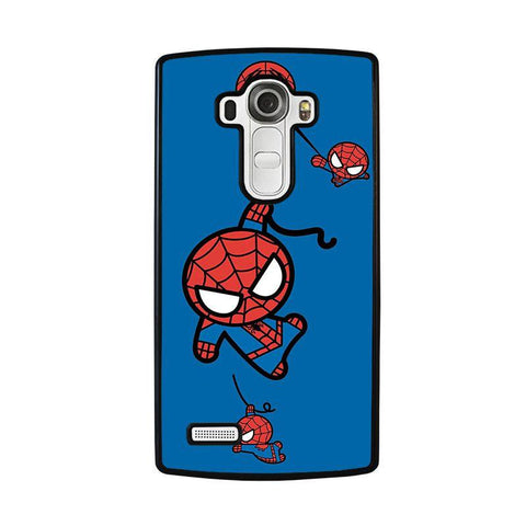 SPIDERMAN-KAWAII-Marvel-Avengers-lg-g4-case-cover