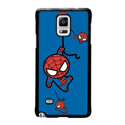 SPIDERMAN-KAWAII-Marvel-Avengers-samsung-galaxy-note-4-case-cover