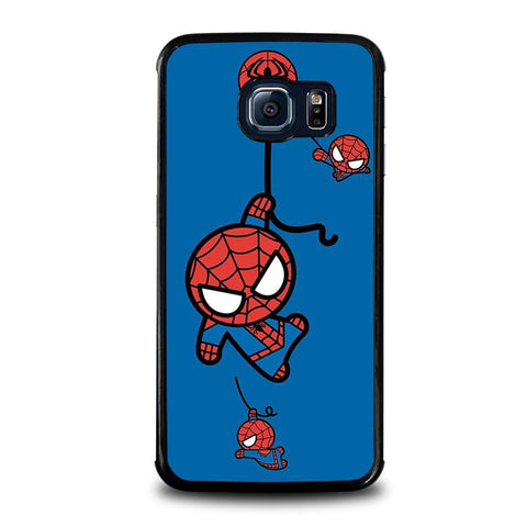 SPIDERMAN-KAWAII-Marvel-Avengers-samsung-galaxy-s6-edge-case-cover