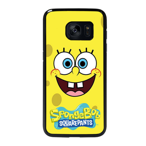 SPONGEBOB SQUAREPANTS CARTOON-samsung-galaxy-s7-edge-case-cover