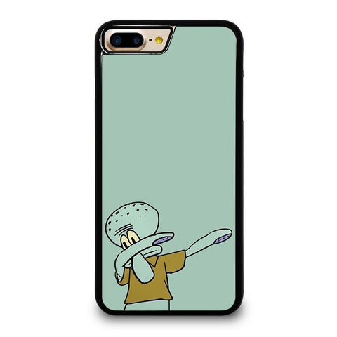 SQUIDWARD-DAB-iphone-7-plus-case-cover