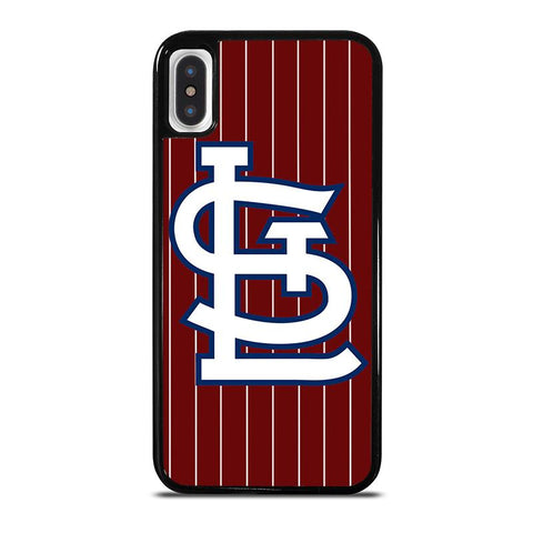 ST. LOUIS CARDINALS BASEBALL ICON-iphone-x-case-cover