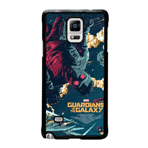 STAR LORD GUARDIAN OF THE GALAXY-samsung-galaxy-note-4-case-cover
