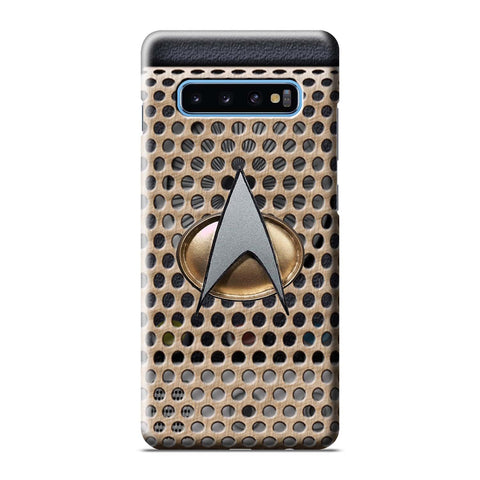 STAR TREK COMMUNICATOR Samsung Galaxy S6 S7 S8 S9 S10 S10e Edge Plus Note 8 9 10 10+ 3D Case Cover