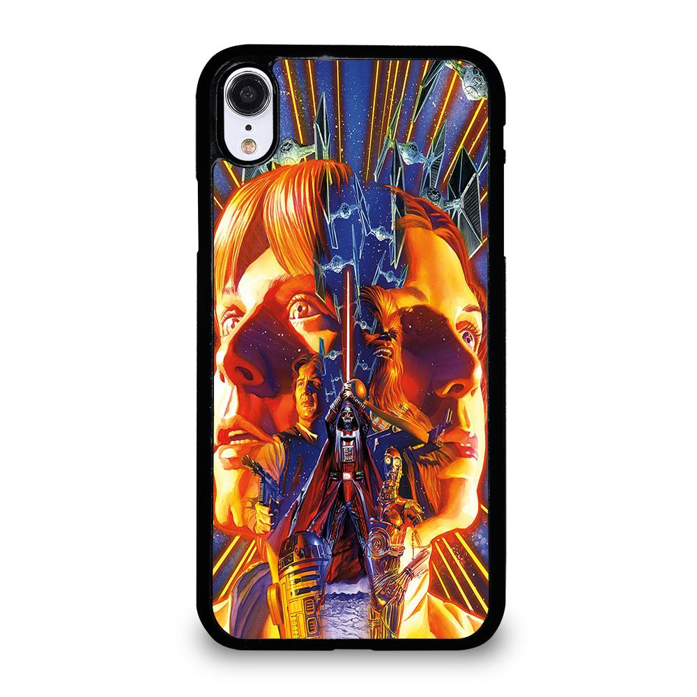 Star Wars Classic Iphone Xr Case Cover Favocase