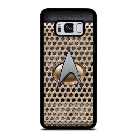 STAR TREK COMMUNICATOR EMBLEM Samsung Galaxy S8 Case Cover