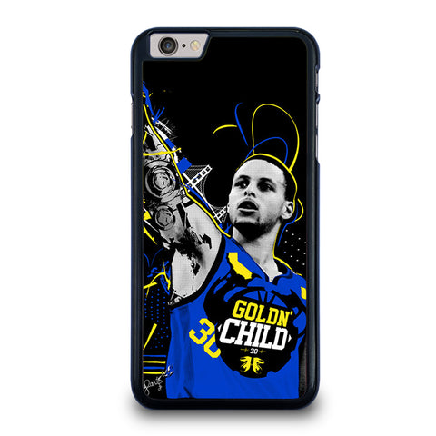 STEPHEN CURRY GOLDN CHILD-iphone-6-6s-plus-case-cover