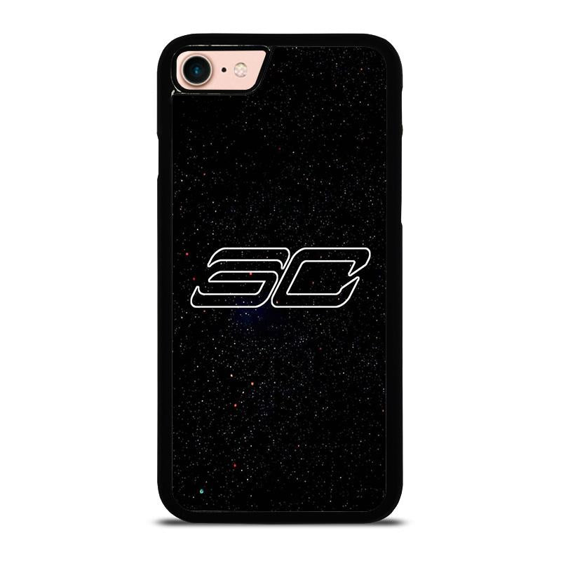 best service a4899 9e9d5 STEPHEN CURRY LOGO iPhone 8 Case Cover - Favocase