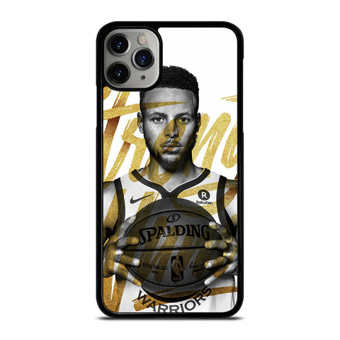 STEPHEN CURRY WARRIORS iPhone 6/6S 7 8 Plus X/XS XR 11 Pro Max Case - Cool Custom Phone Cover