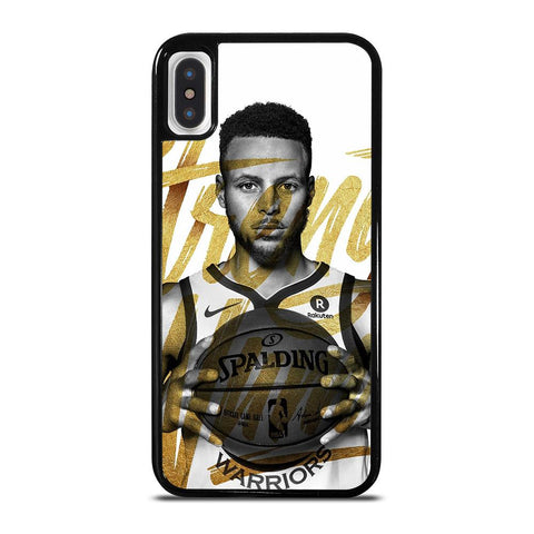 STEPHEN CURRY WARRIORS-iphone-x-case-cover