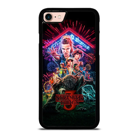 STRANGER THINGS iPhone 8 Case Cover