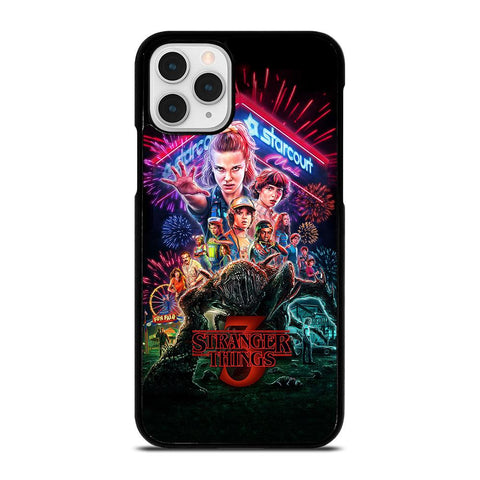 STRANGER THINGS-iphone-11-pro-case-cover