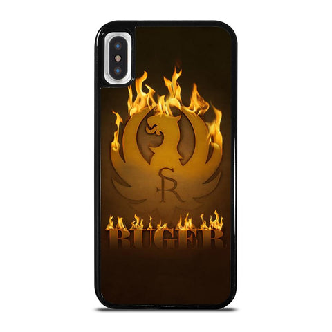 STURM RUGER FIREARM 2-iphone-x-case-cover