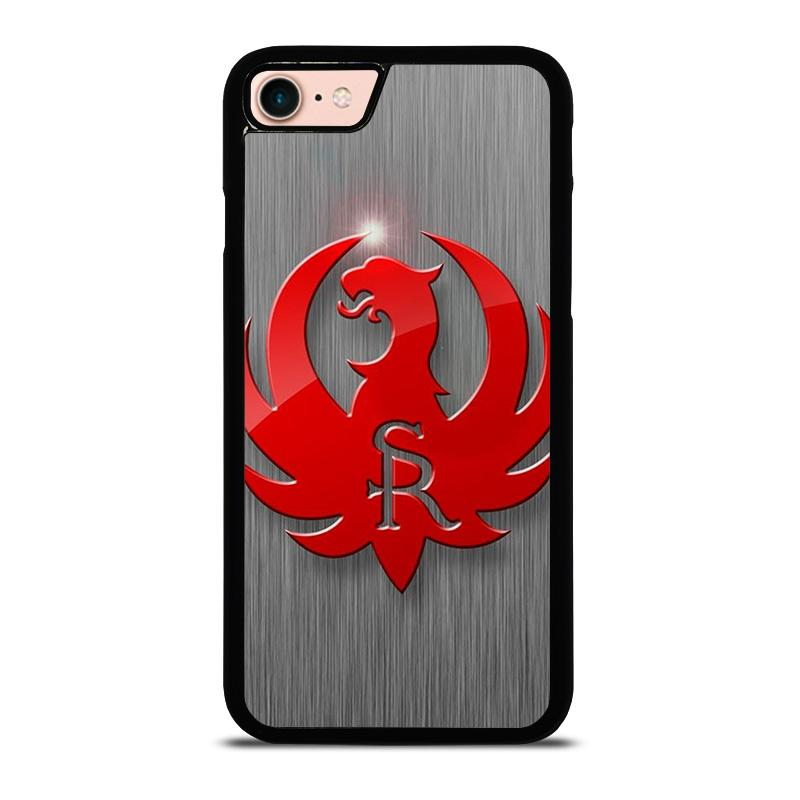 hot sales 784db 9e8c7 STURM RUGER FIREARM ICON iPhone 8 Case Cover - Favocase