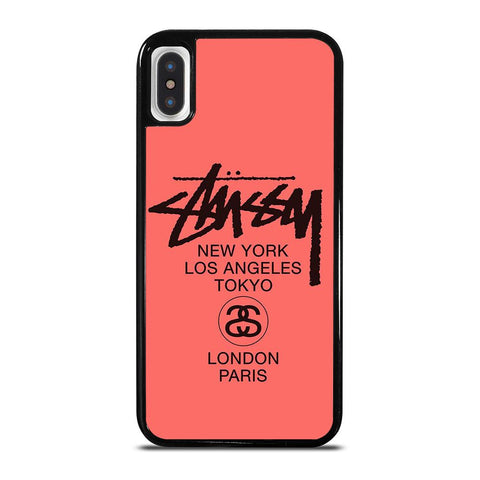 STUSSY 2-iphone-x-case-cover
