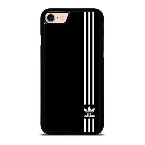 SUPERB ADIDAS LOGO BLACK-iphone-8-case-cover