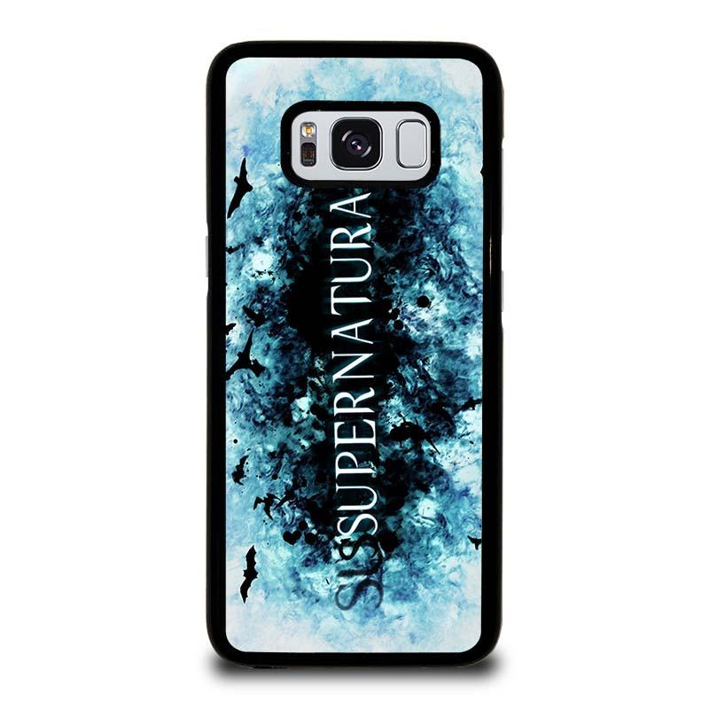 detailed look c590a df184 SUPERNATURAL LOGO Samsung Galaxy S8 Case Cover - Favocase
