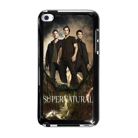 SUPERNATURAL-ipod-touch-4-case-cover