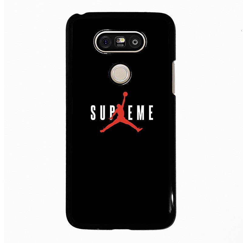 new styles 88834 a5a6c SUPREME AIR JORDAN LG G5 Case Cover - Favocase