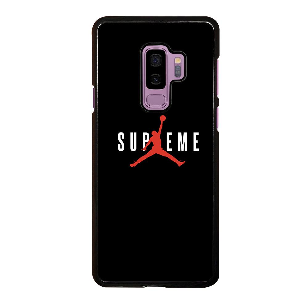 online store eebcf 2075d SUPREME AIR JORDAN Samsung Galaxy S9 Plus Case Cover - Favocase