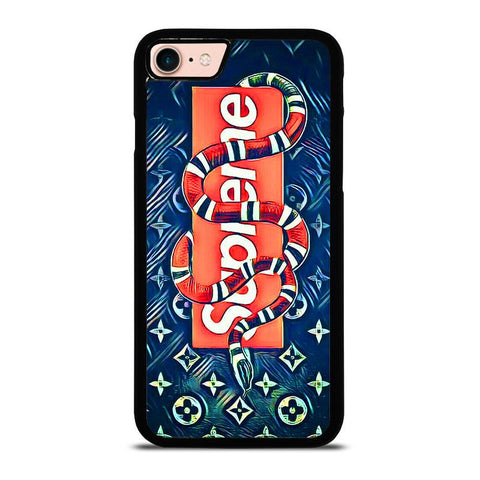 SUPREME AND SNAKE-iphone-8-case-cover