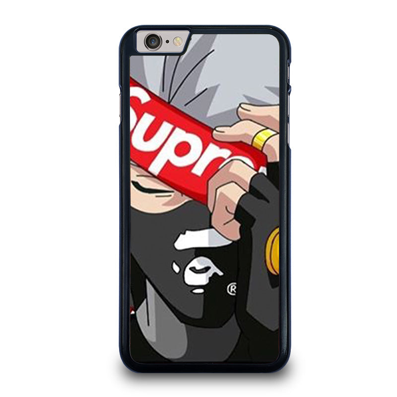 outlet store d5a95 4c1f1 SUPREME BAPE KAKASHI NARUTO iPhone 6 / 6S Plus Case Cover - Favocase
