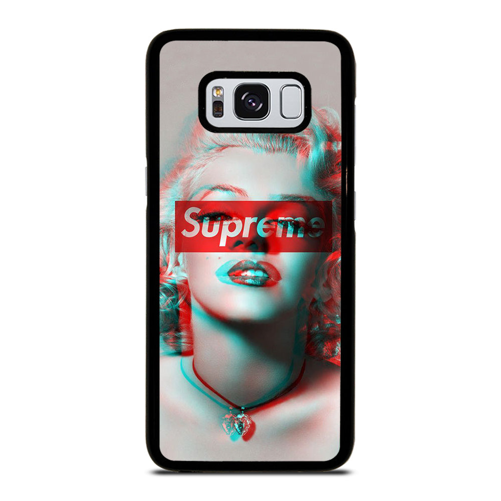 info for 60783 00094 SUPREME MARILYN MONROE Samsung Galaxy S8 Case Cover - Favocase