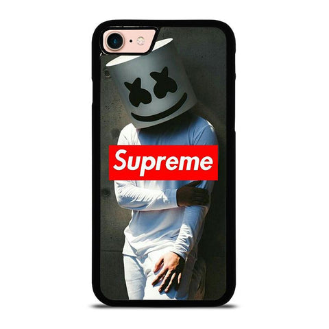 SUPREME MARSHMELLO-iphone-8-case-cover